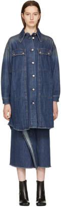 Maison Margiela Blue 80s Wash Denim Jacket