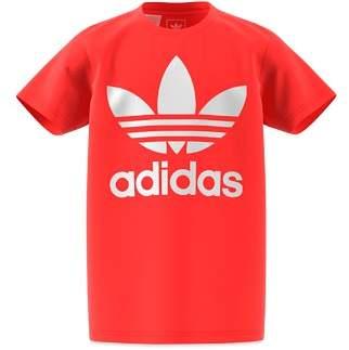 adidas Girls' Trefoil Logo Tee - Big Kid