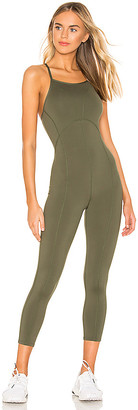 Free People Movement Side To Side Performance Jumpsuit