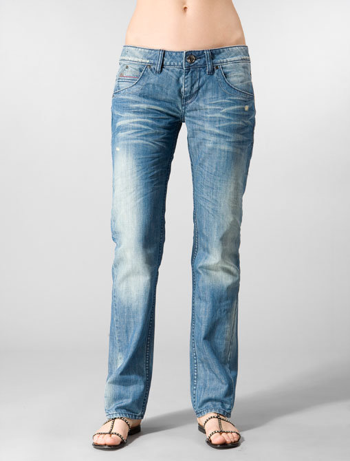 Miss Sixty Marvel Jean in Blue Denim