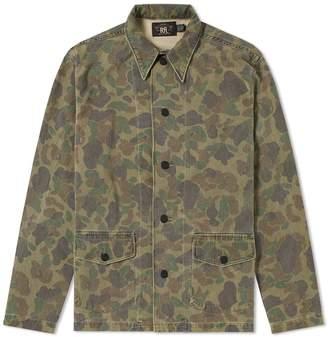 Rrl RRL USS Missouri Shirt Jacket
