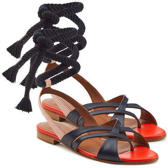 Roksanda Marlene Leather Sandals