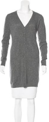 Twin.Set Intarsia V-Neck Sweater $85 thestylecure.com