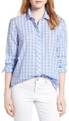 Women's Vineyard Vines Blyden Gingham Shirt $88 thestylecure.com