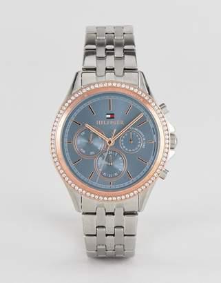 Tommy Hilfiger Ari bracelet watch in silver 40mm
