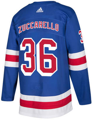 adidas Men's Mats Zuccarello New York Rangers Authentic Player Jersey