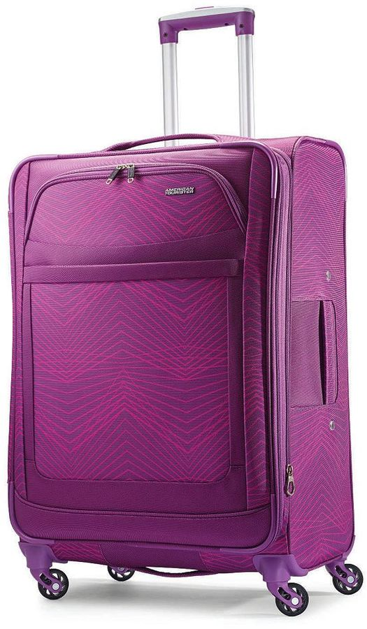 American Tourister American Tourister iLite MAX Stripes Spinner Luggage