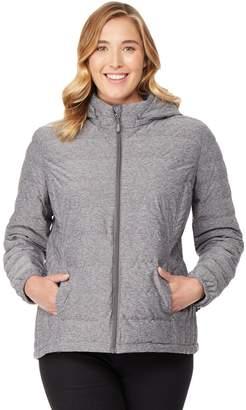 Heatkeep Plus Size HeatKeep Lightweight Packable Down Jacket