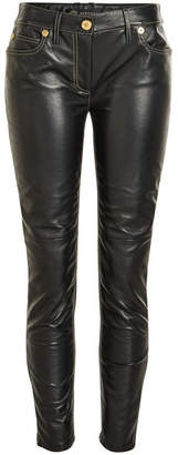 Versace Leather Pants