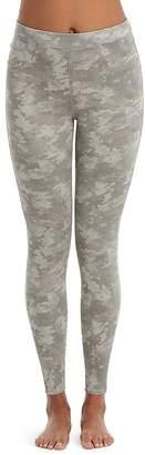 Spanx Stone Wash Camo Ankle Jean-ish Leggings