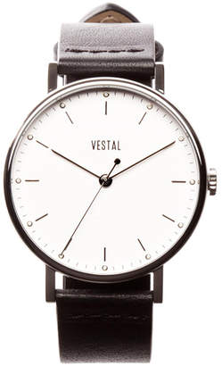 """Vestal Stainless Steel Watch """"The Sophisticate"""""""