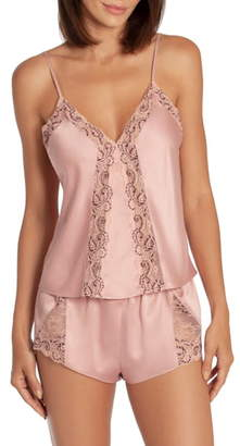 Jonquil In Bloom by River Satin & Lace Short Pajamas