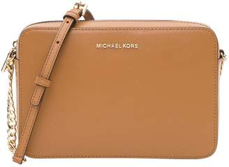 MICHAEL Michael Kors Jet Set Travel Saffiano Leather Crossbody Bag