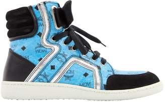 MCM Leather trainers