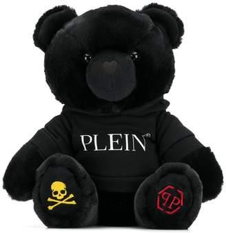 Philipp Plein Junior Plein print teddy bear