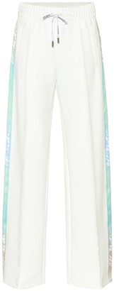Off-White Off White Wide-leg tackpants
