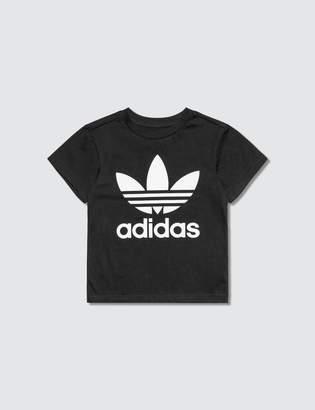 adidas Oversized Logo Print T-Shirt