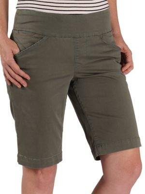 Jag Fitted Bermuda Shorts