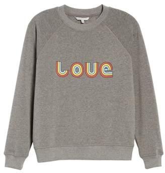 Women's Rebecca Minkoff Love Sweatshirt