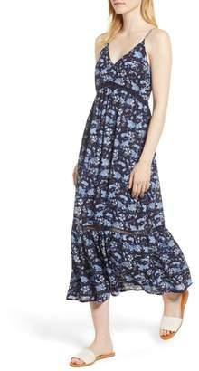 CeCe Ivy Forest Maxi Dress