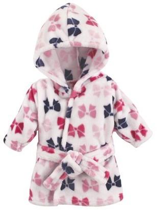 Hudson Baby Animal Plush Bathrobe (baby Girls)