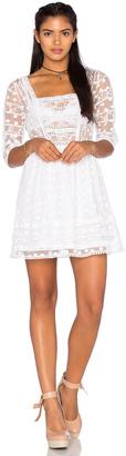 Tularosa Jolie Dress $186 thestylecure.com