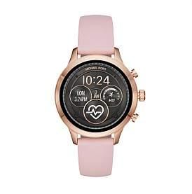 Michael Kors Runway Pink Smartwatch