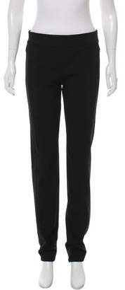 Narciso Rodriguez Mid-Rise Skinny Pants