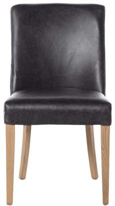 Alliance Furniture Che Dining Chair Distressed Black