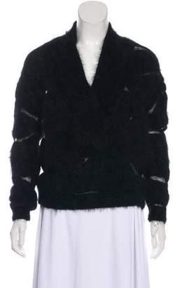 Tom Ford Angora-Blend Knit Sweater