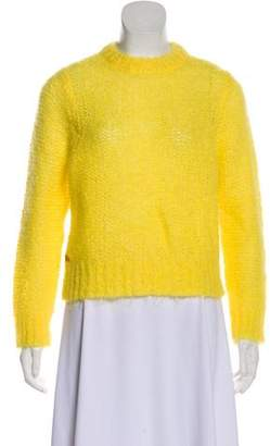 Avelon Long Sleeve Knit Sweater