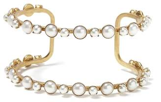 Banana Republic Elizabeth Cole | Simple Pearl Bracelet