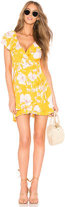 Free People French Quarter Printed Mini Dress