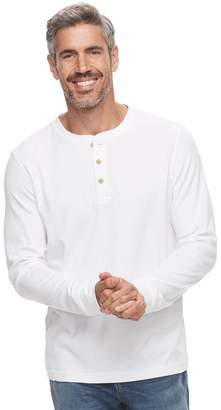 Croft & Barrow Men's Classic-Fit Easy-Care Henley