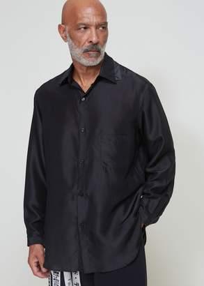 Yohji Yamamoto Silk Shirt