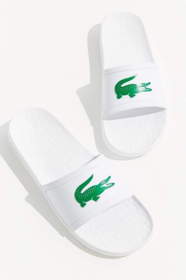 Lacoste Logo Slide Sandal