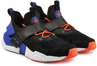 Nike Huarache Run Sneakers with Leather and Suede