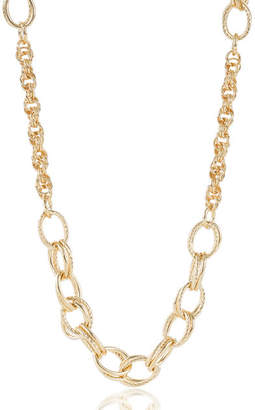 Brahmin Textured/Smooth Station Necklace Providence