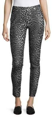 MICHAEL Michael Kors Leopard Print Leggings