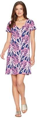 Lilly Pulitzer Jessica Short Sleeve Dress Women's Dress
