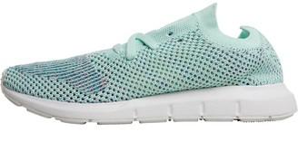 e353ad01f adidas Womens Swift Run Trainers Ice Blue Ice Blue Crystal White