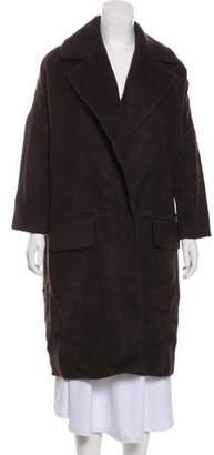 Diane von Furstenberg Boil Wool Coat