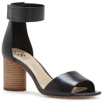 Vince Camuto Jacon – Two-strap Sandal $110 thestylecure.com