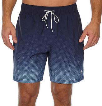Ocean Current Ombre Swim Shorts