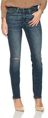 NYDJ Women's Parker Slim in Modern Edit Fit Knee Slit