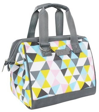 Sachi Insulated Lunch Bag Triangle