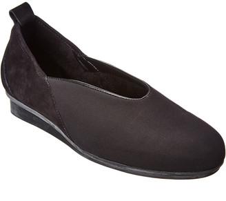 Arche Nino Leather Flat