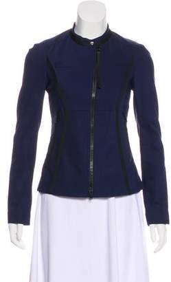 Gucci Lightweight Zip-Up Jacket