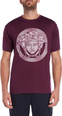 Versace Medusa Logo Tee