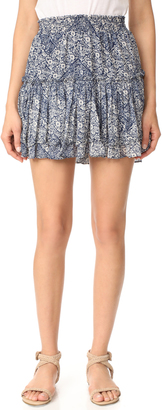 MISA Marion Skirt $189 thestylecure.com